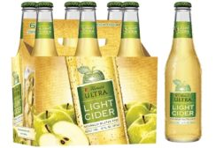 Michelob Ultra Light Cider makes its debut