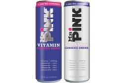 Mr. Pink Ginseng Drinks