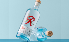 Rainier Mountain Fresh Gin