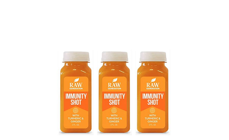 Raw Generation Immunity Shots