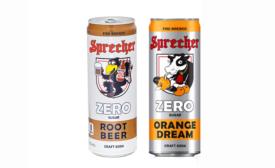Sprecher Soda Root Beer, Orange Dream
