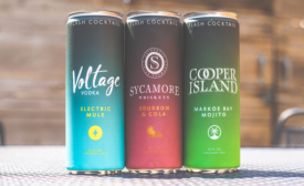 Sycamore Distilling Ready-to-drink Cocktails