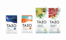 TAZO teas and mixology concentrates