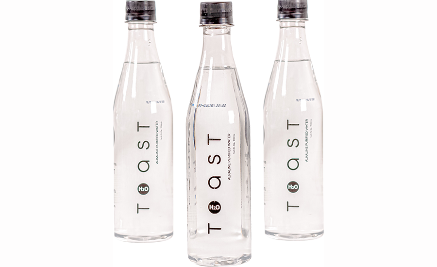 Toast H2O Alkaline Purified Water