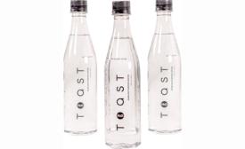 Toast H2O Alkaline Purified Water