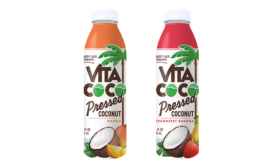 Vita Coco Mango and Strawberry Banana