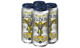 Wellbeing Brewing Victory Wheat Beer