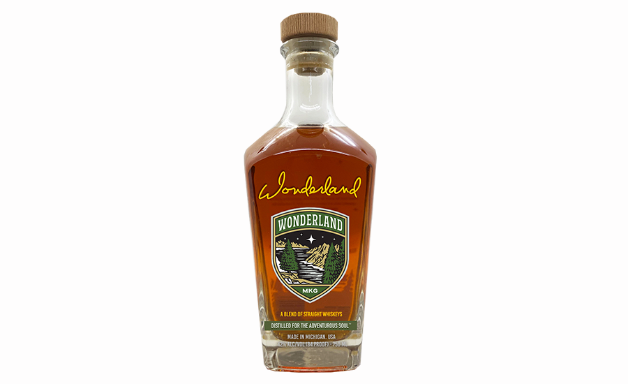 Wonderland Straight Whiskey