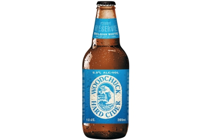 Woodchuck Belgian White cider