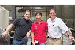 Stone Japan Beer Team