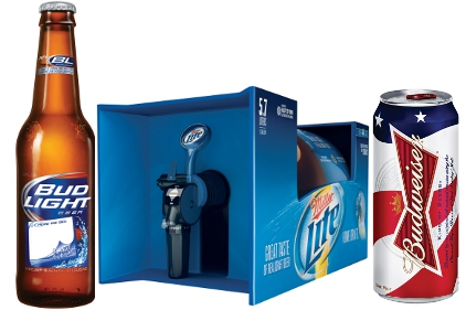 Beer packaging innovations