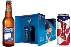 Beer packaging innovations