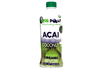 Acai Juice + Coconut Water