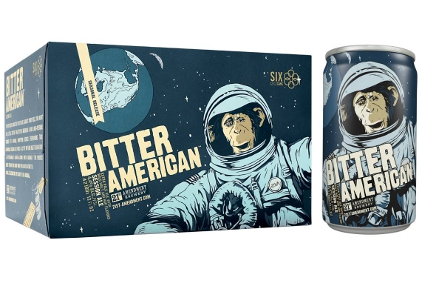 21st Amendment's Bitter American beer