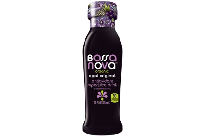 Bossa Nova 90-calorie superfruit drinks