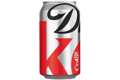 Diet Coke Fall 2011 design