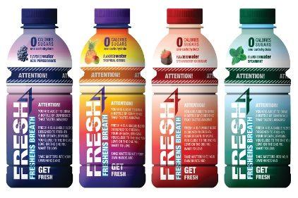 Fresh 4 flavored water | 2011-09-16 | Beverage Industry
