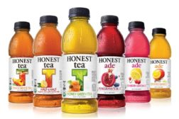 New Honest Tea labels