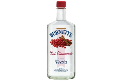 Burnett's Hot Cinnamon