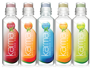 Karma Wellness Water