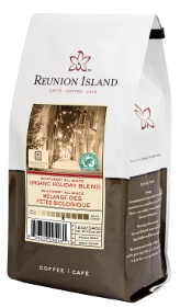 Reunion Island Coffee Organic Holiday Blend