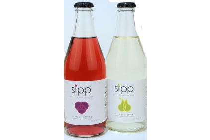 Sipp Mojo Berry and Honey Pear