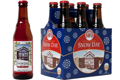 Snow Day Winter Ale
