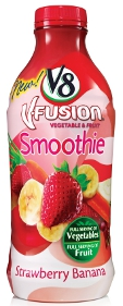 V8 V-Fusion Smoothies