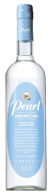 Pearl Vodka Wedding Cake
