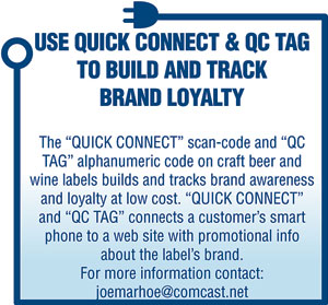 USE QUICK CONNECT & QC TAG TO BUILT AND TRACK BRAND LOYALTY