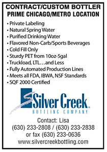 Silver Creek Bottling Company