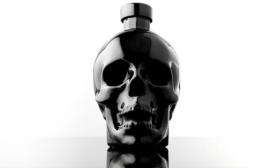 Crystal Head Vodka - Onyx