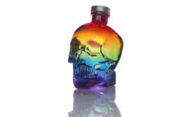 Crystal Head Vodka Pride Bottle