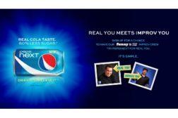 Pepsi Next Internet Taste Test