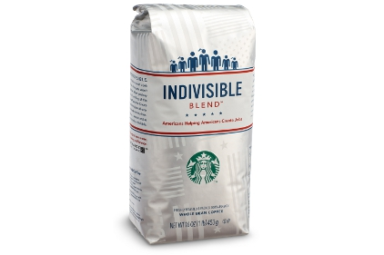 Starbucks Indivisible collection