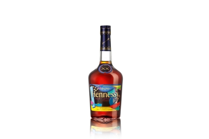Hennessy new bottle design
