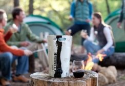 Climber wine pouch from Clif