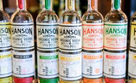 Hanson of Sonoma Grape Vodka