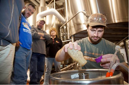 Oskar Blues Brew School