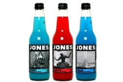 Jones Soda Michigan series