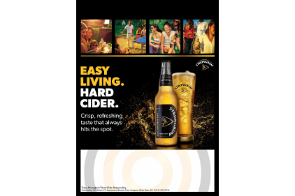 Strongbow Golden Hour
