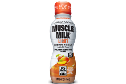 Muscle Milk Light Peach Mango