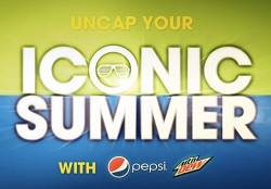 Pepsi/Mountain Dew Iconic Summer