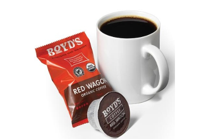 Boyd's Coffee single-cup
