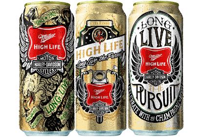 Miller High Life Launches I Am Rich Campaign 2014 04 14