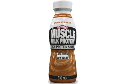 Why is Muscle milk bad for you?