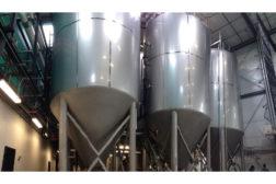 Ninkasi craft beer fermentation