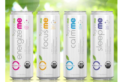 OrganicMe functional beverages