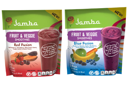 Jamba Blue Fusion & Red Fusion