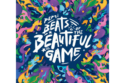 "Pepsi ""Beats of the Beautiful Game"""